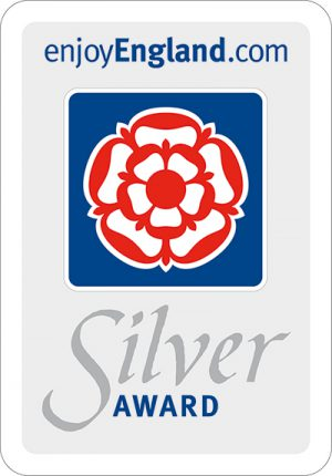 Enjoy England - Silver Award